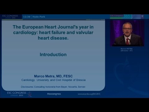 ESC TV 2015 - The European Heart Journal's year in cardiology (Session 749)