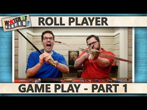 Roll Player - Game Play 1