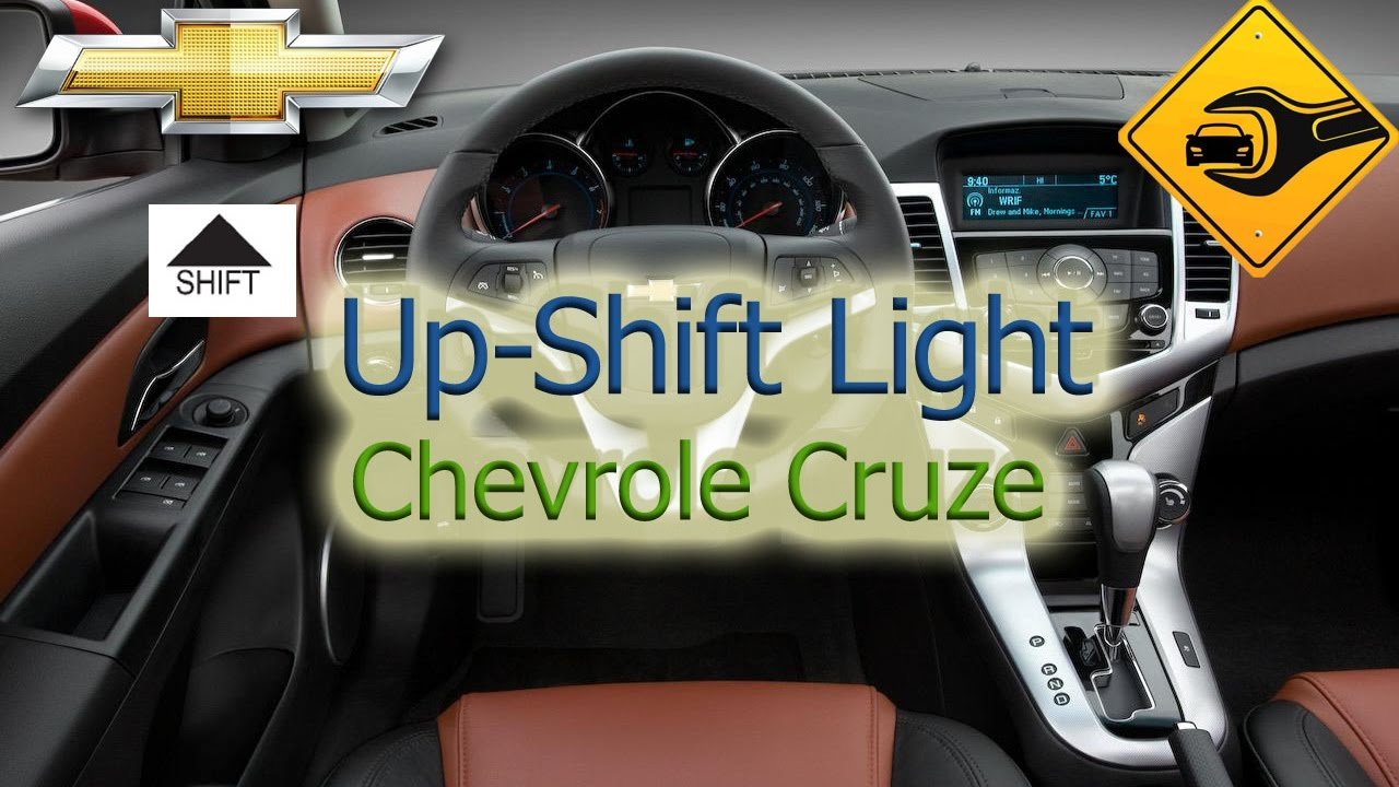 Chevrolet Cruze Owners Manual: Up-Shift Light