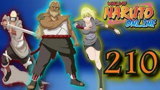 Naruto Online:  210 Seal Scroll / Hidden Cloud Treasure/ Land of Lighting TREASURE