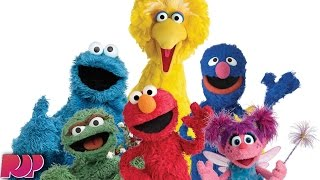 Sesame Street Now On HBO