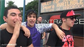 Austin Mahone Pittsburgh Hangout
