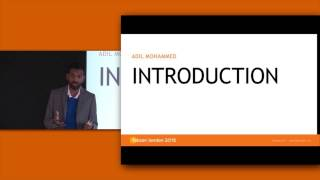 Adil Mohammed: Introduction