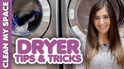 6 Things You Should Know About Your Dryer! (Clean My Space)