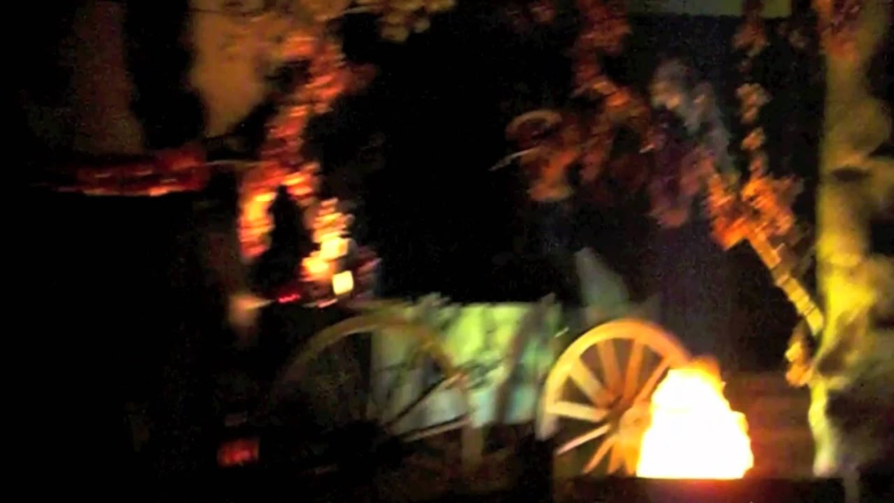 56a0e9a34 Fire In The Hole, Silver Dollar City ( HD ) - YouTube