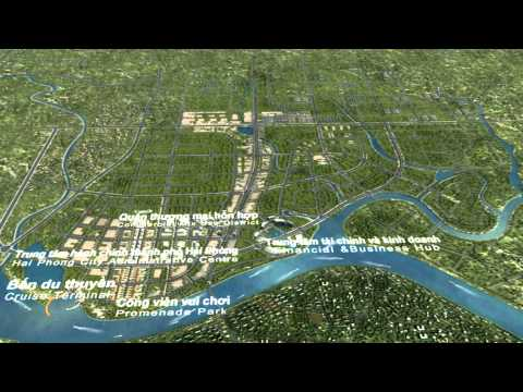 Vietnam Singapore Industrial Park -  VSIP Project