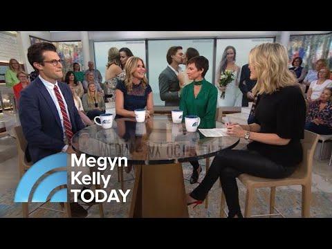 Jenna Bush Hager Describes Sister Barbara's Intimate Wedding   Megyn Kelly TODAY