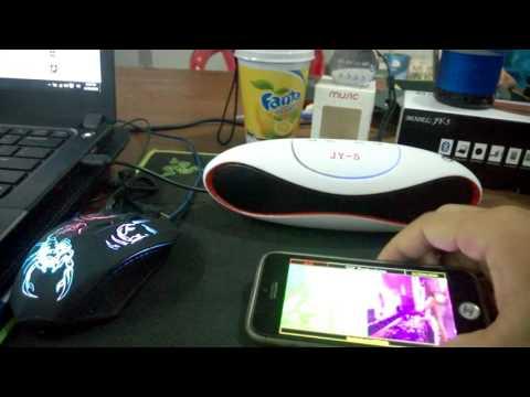 Loa Bluetooth JY-5 nghe cực hay TATTHANHDAKNONG.COM