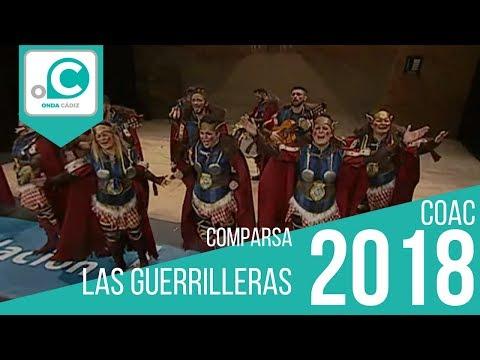 Comparsa, Las guerrilleras - Preliminares