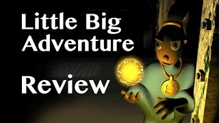 Little Big Adventure (PC, PS1, iOS) - Review