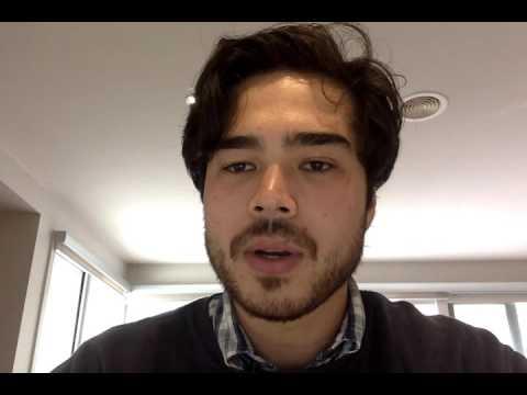 Video for Taiwan internship. Hi Alex