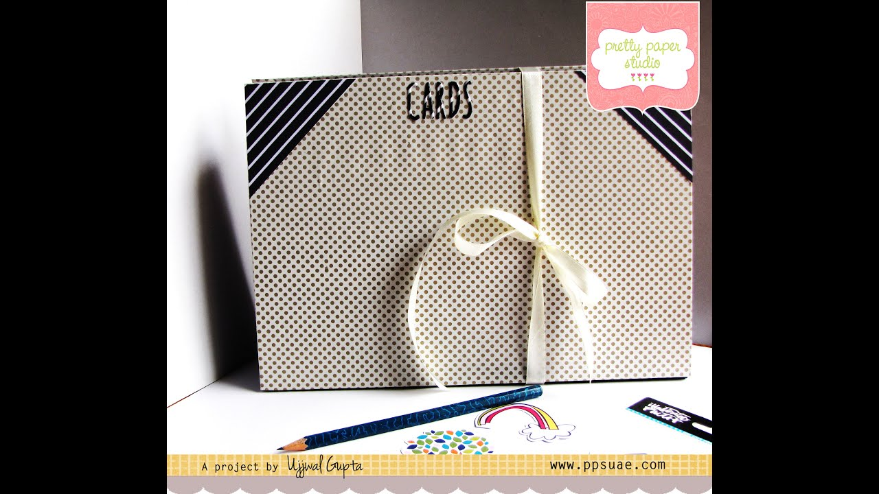 Diy file folder box to organize your stickers youtube - Diy File Folder Box To Organize Your Stickers Youtube 59