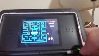 Pac-Man NES on gba Review