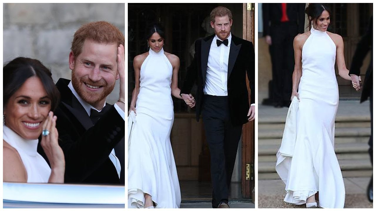 Royal Wedding Party.Evening Reception Of Prince Harry Meghan Markle S Royal Wedding