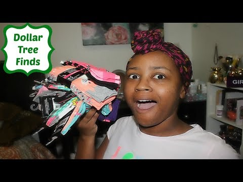 Dollar Tree Haul #177- Loads Of New Socks & More Cute Finds!