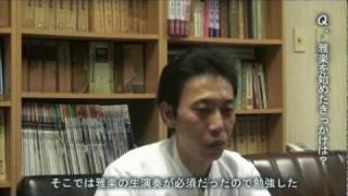 繋ぐ人という音 ―羽田・穴守稲荷神社―
