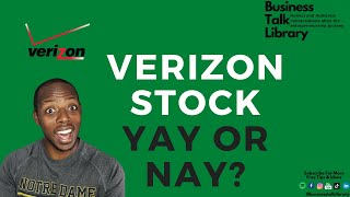 Verizon stock review | is this a good to buy?