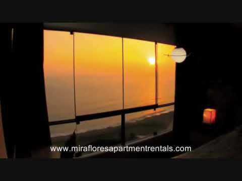 Luxury Beach Front Condo Penthouse at the Malecon in Miraflores Lima Peru