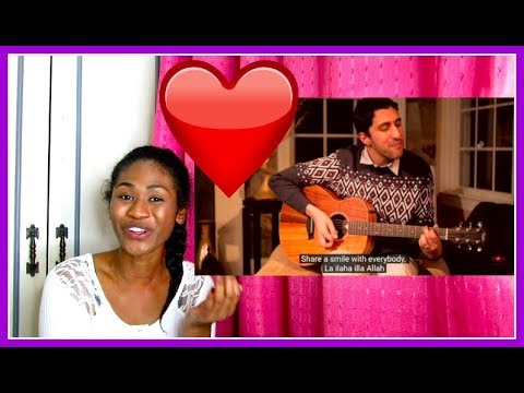 Raef - The Muslim Christmas Song (Deck the Halls Cover) | Reaction