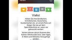 Apple Wallet: Test Pass Hinzufügen