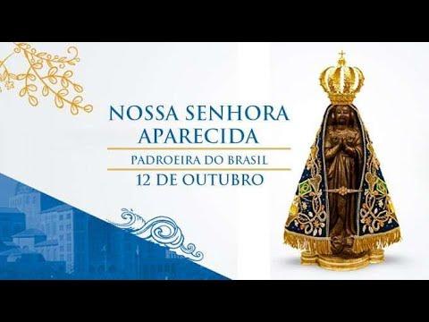 Santa Missa - 12/10/2020 - 17h - Pe. Audinei