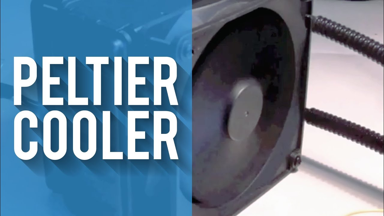 Peltier Cooler   Extreme Cooling   YouTube