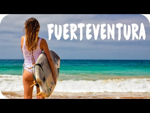 Fuerteventura Holidays, Canary Islands. Surf/Beach/Volcano | Sam Kolder Inspired