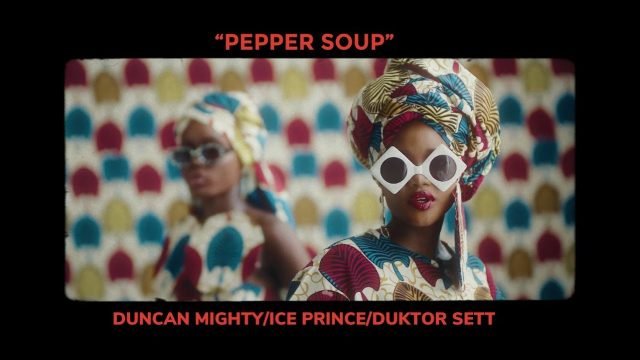 Download Pepper Soup [MUSIC VIDEO] Basketmouth Feat Duncan Mighty & Ice Prince #Yabasi #PapaBenjiSoundtrack
