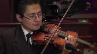 Recital de piano y violín - 15 ago 2016 - Bloque 1