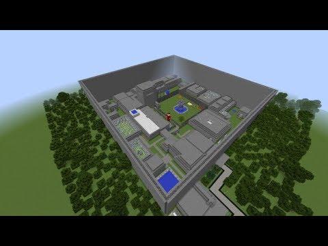 minecraft 刑務所