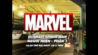 tearser  nguoi nhen sieu pham mua 1 - marvel ultimate spiderman season 1