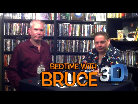 """Bedtime With Bruce 2x01 """"Drone"""" 3D"""