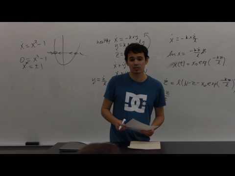Excellent Adventures Presents: Nonlinear Dynamics