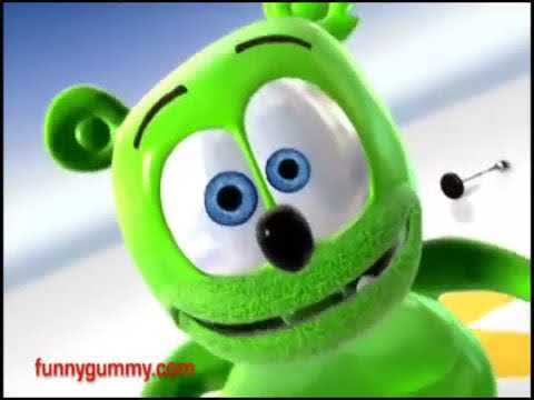 itt van a gummimaci Full Length Hungarian Version The Gummy Bear Song