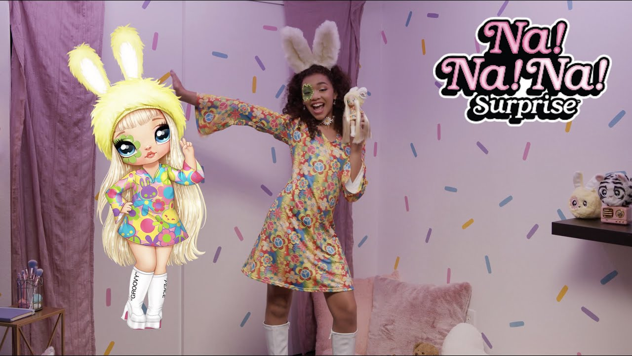 Na! Na! Na! Surprise Vlog Episode 9: Series 4 Dolls Costume Challenge