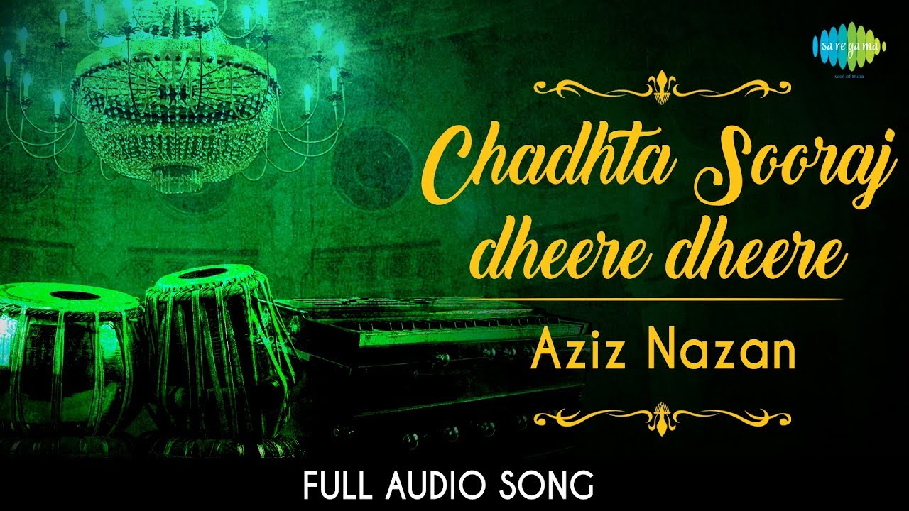 Download Chadhta Sooraj   Audio   Aziz Nazan   Qaiser Ratnagirvi