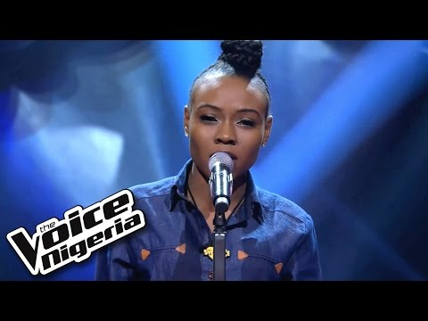 Sylvia sings 'Jailer' / Blind Auditions / The Voice Nigeria 2016