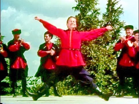 """Dance of the Cossacks"" - The Alexandrov Red Army Ensemble (1965)"