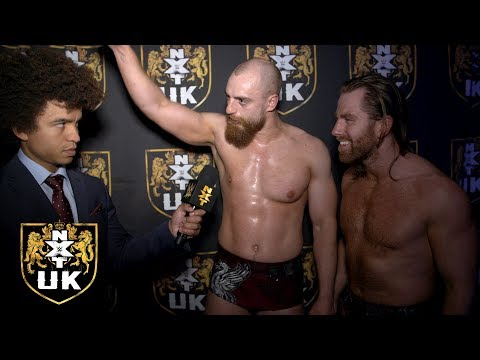 Zack Gibson & James Drake look to knock down Moustache Mountain: NXT UK Exclusive, Jan. 9, 2019