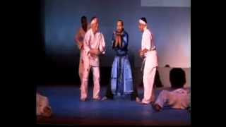 Boot to the Head (Tae Kwon Leap)
