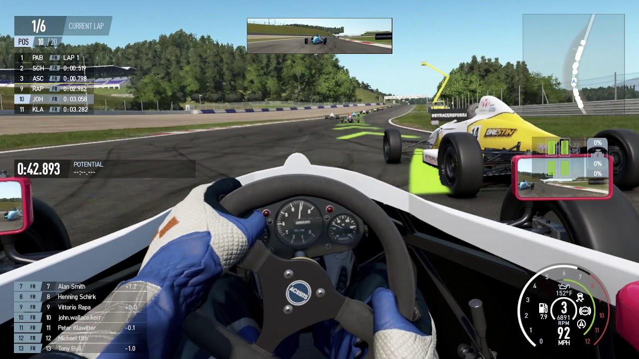 Formula Rookie Red Bull Short Vr Simulators Youtube