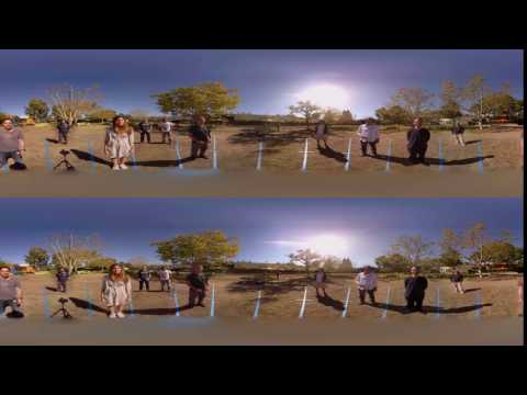 "Study #7b: ""Credible"" Hyper-Real Compositing (from ""VR Cinematography Studies for Google"")"