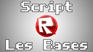 SCRIPT BASES ON ROBLOX - Lua #1 Tutorial
