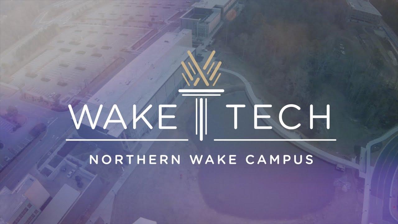 Wake Tech Northern Wake Campus Youtube