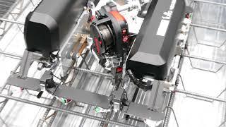 千葉工大+大成建設 鉄筋結束ロボット T-iROBO Revar