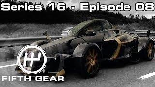 Fifth Gear: Series 16 Episode 8