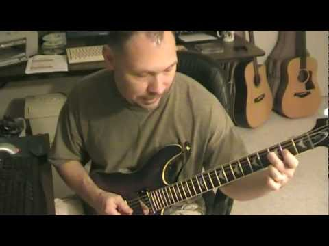 All I Need - Within Temptation (intro guitar lesson)