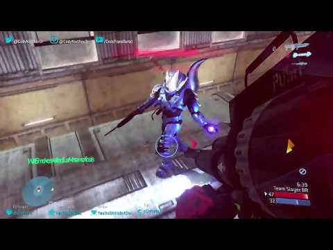 MCC Ranked Halo 3 Team Slayer (+11) w/ Avoided, Slim Haley and Deciting from YouTube · Duration:  6 minutes 28 seconds