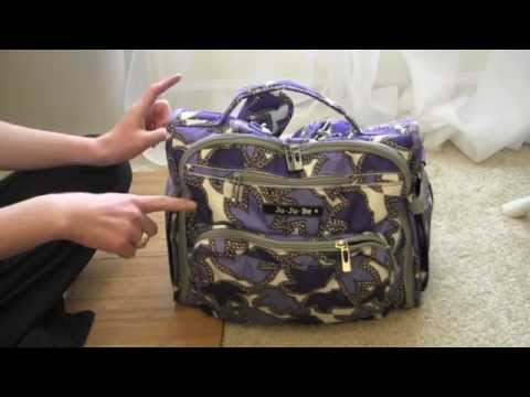 IRL Tag: What's REALLY in my diaper bag?