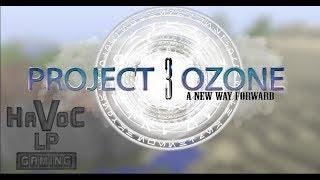 Project Ozone 3 Modpack | Agricraft Inferium Farm! | E06